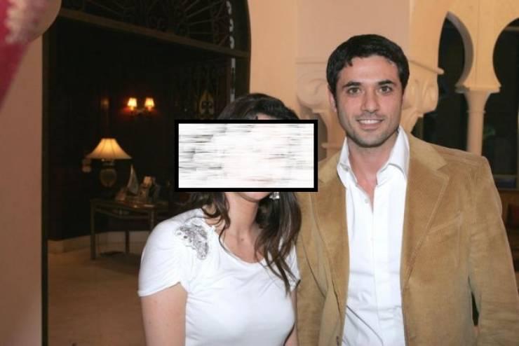 لاول مرة هذه هي زوجة أحمد عز والتي يخفيها عن وسائل الاعلام