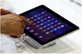 Tablet Sebagai Pengganti Buku Pelajaran