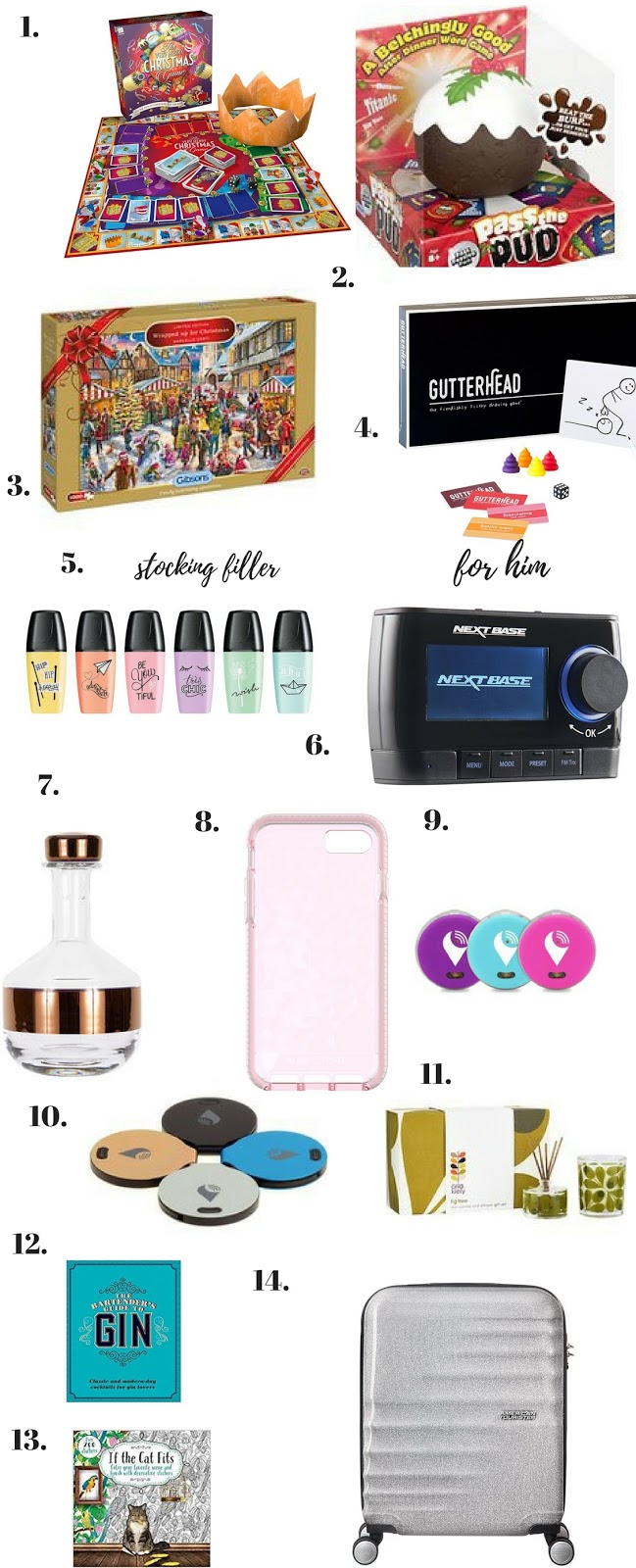 Christmas Gift Guide: Home