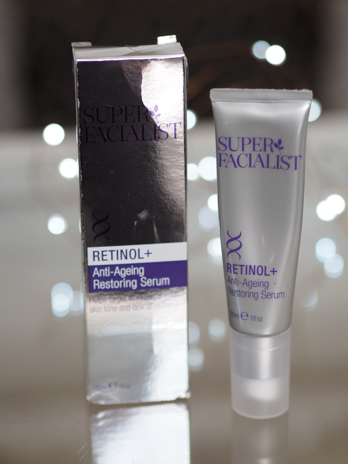 Superfacialist retinol serum