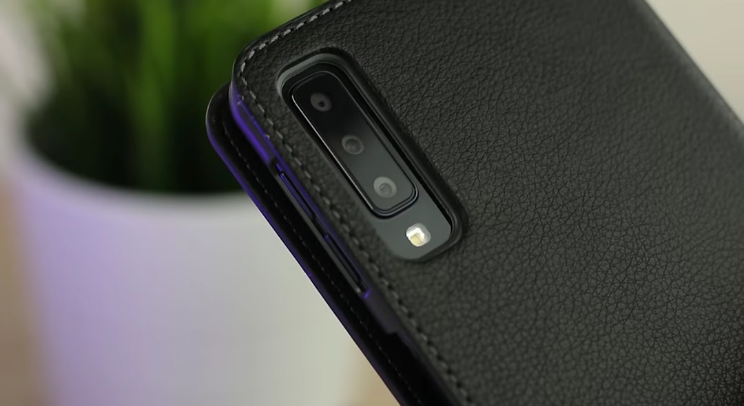 Krusell Pixbo Slim Wallet Case