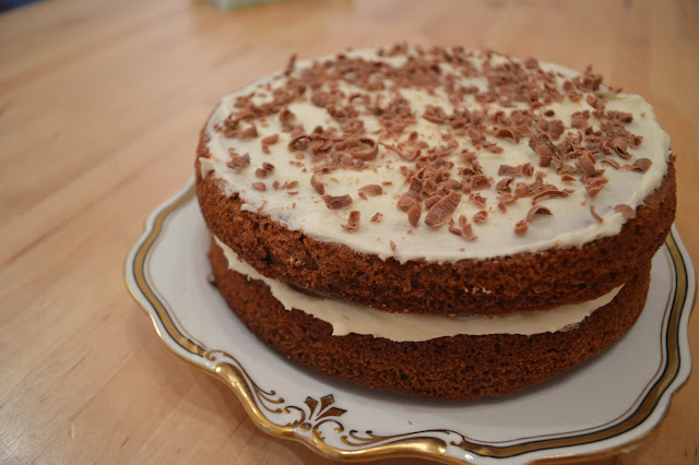 mary berry chocolate sponge cake