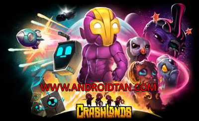 Download Crashlands Mod Apk v1.2.14 Unlimited Money