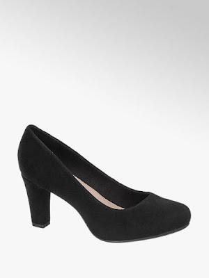 Pantofi cu toc de înaltă calitate