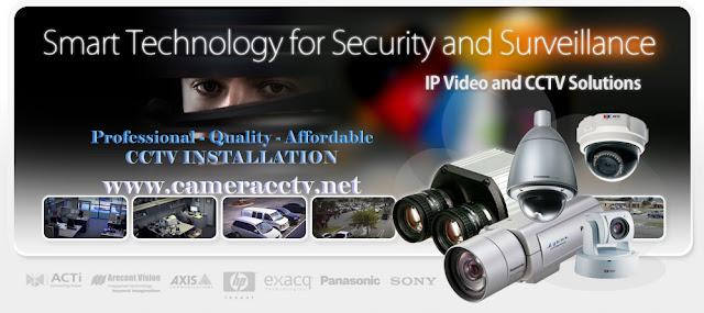 camera cctv instalation
