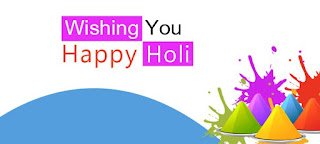 Wish You Happy Holi 2017.