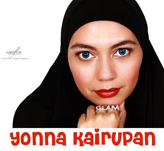 Beauty & Special Effects Makeup Artist - Yonna Kairupan