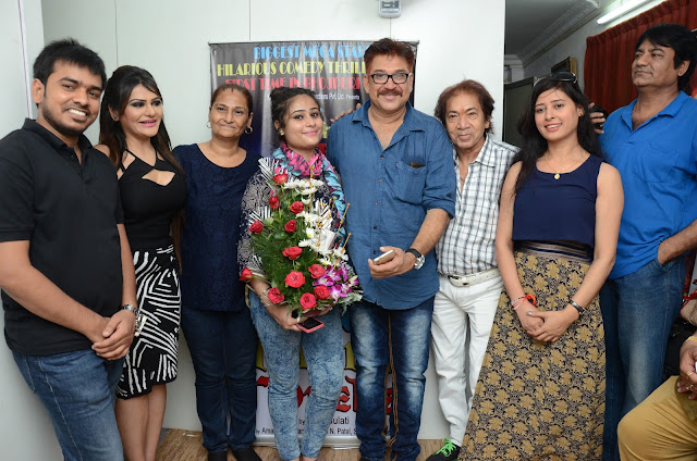 Eena Meena Deeka Movie Muhurat in Mumbai