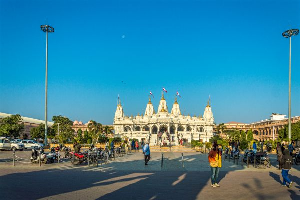 Swami Narayan Mandir Bhuj complex