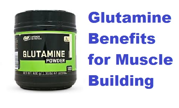 build muscle mass with glutamine