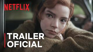 O Gambito da Rainha Trailer – Enola Holmes – As curiosidades por trás da lobotomia – Estação N