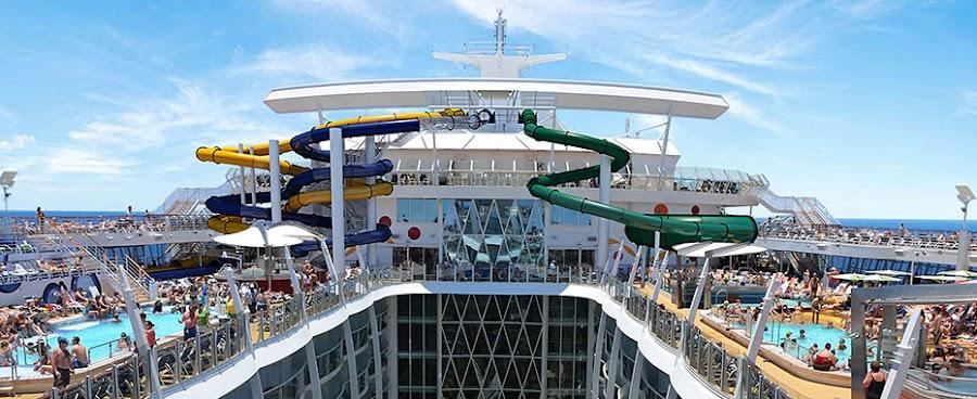 Harmony Of the Seas, todo diversión