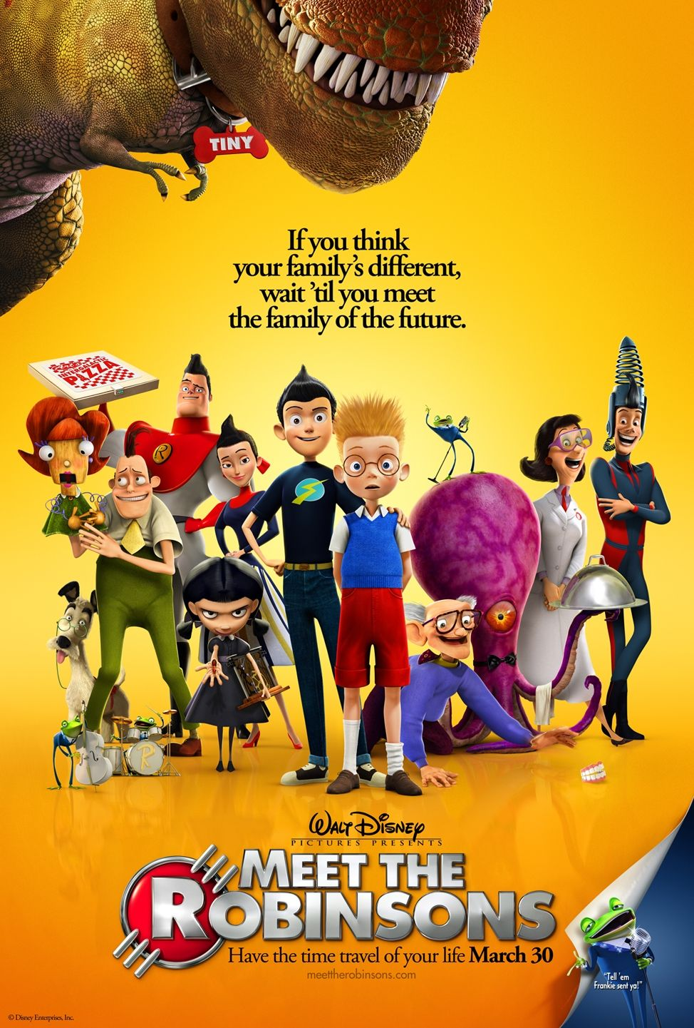 Nonton Film Meet the Robinsons (2007)