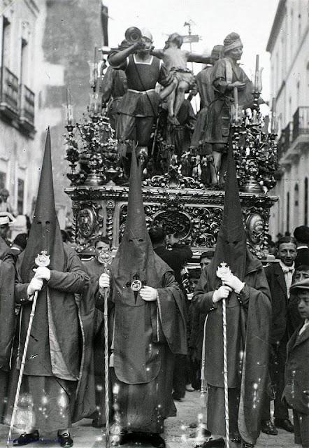 Foto de La Exaltación de Sevilla en 1920