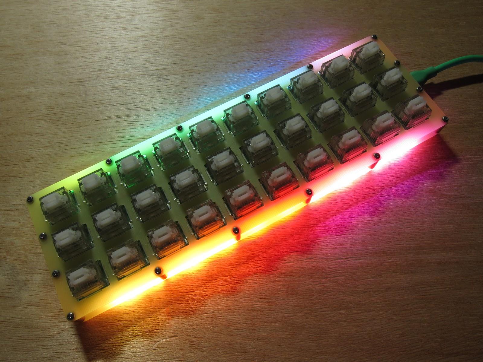 40% Keyboards: Gherkin Alps 1 1