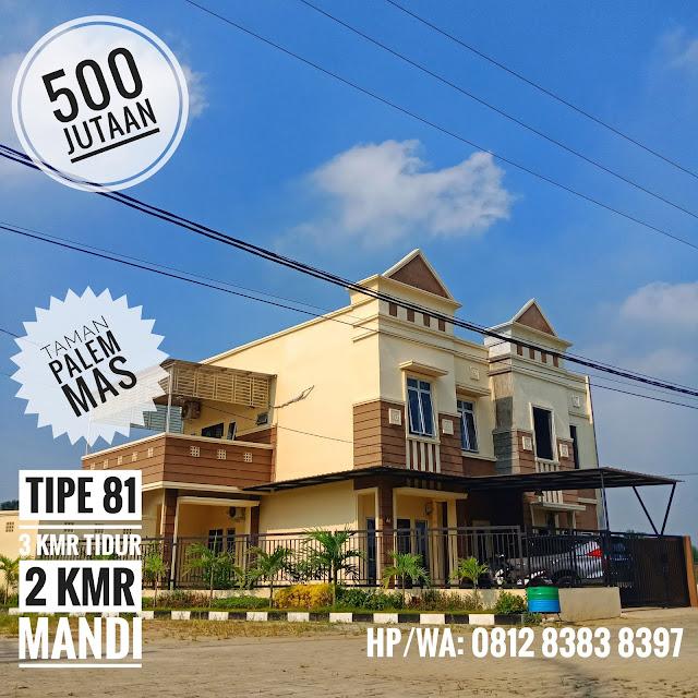 Beli Rumah Gratis Biaya KPR, Pajak, Notaris Dan DP 10 Juta Di Taman Palem Mas Jalan Madirsan Tanjung Morawa Medan