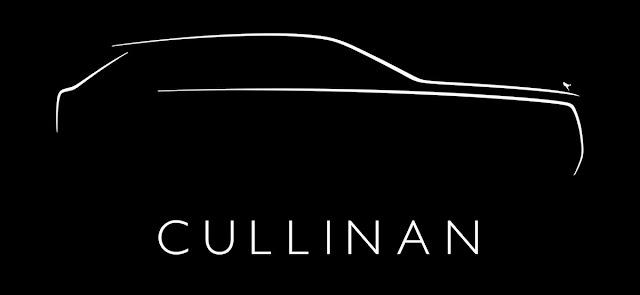ロールス・ロイスの超高級SUV、名前は「カリナン(CULLINAN)」に決定!