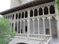 Navarra; Nafarroa; Olite; Castillo; Castle; Châteu; Palacio; Palace; Palais; Palacio de los Reyes de Navarra