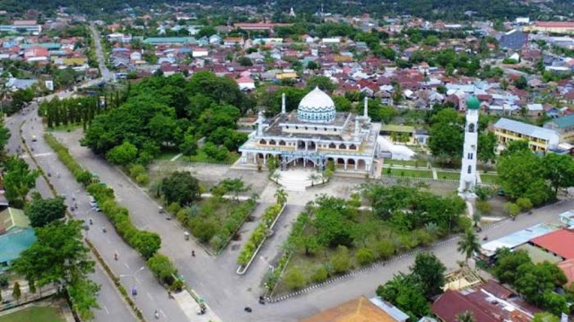 Polres Tetapkan Dua Tersangka Dugaan Korupsi Dana Hibah Untuk Masjid Agung