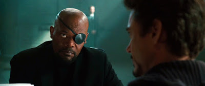 iron man 2 nick fury