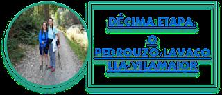 DÉCIMA ETAPA: O PEDROUZO/LAVACOLLA-VILAMAIOR