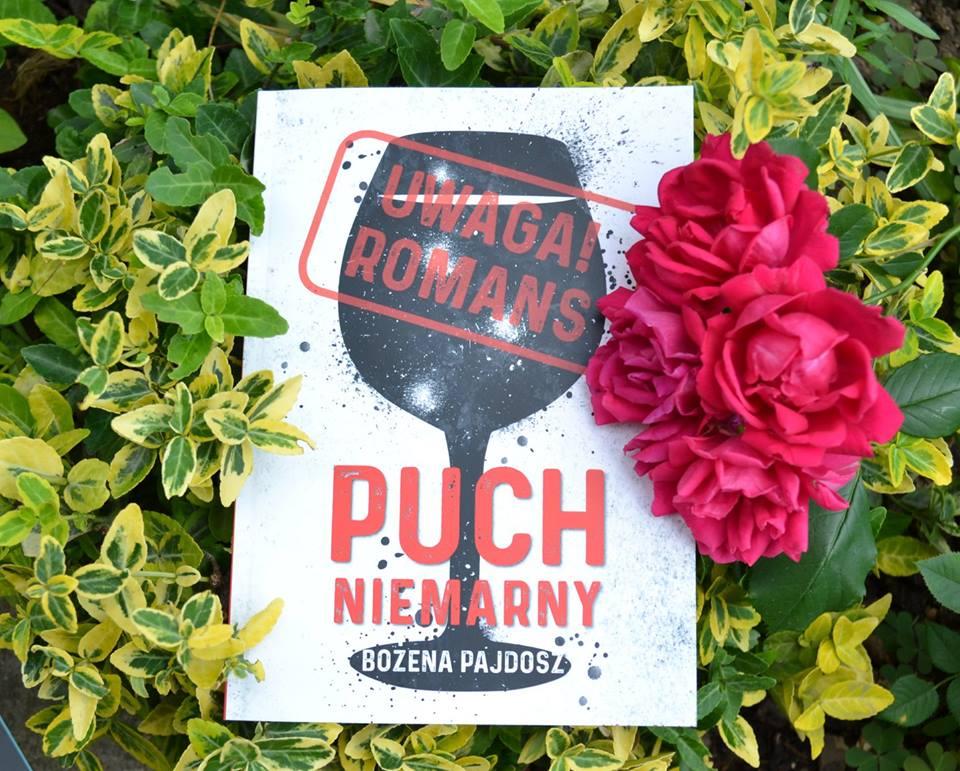 Dobra książka na weekend - PUCH NIEMARNY  B. Pajdosz