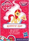 MLP Wave 15 Flippity Flop Blind Bag Card