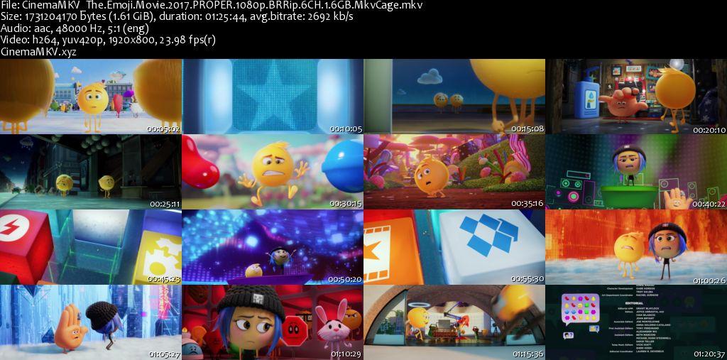 Image result for The Emoji Movie (2017) screenshot