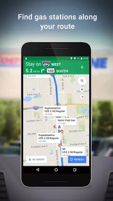 Free Download Google Maps 9.33.1 APK for Android