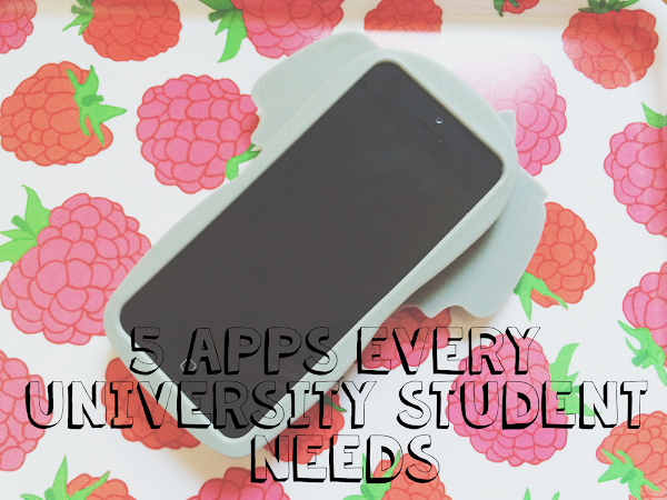 5 apps every university student needs!