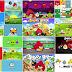Angry Birds: Fondos, Invitaciones o Tarjetas para Imprimir Gratis.