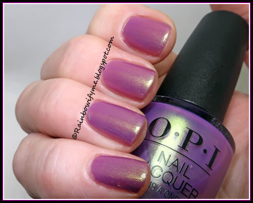 OPI ~ Significant Other Color