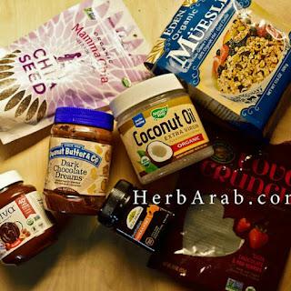 افضل منتجات الأكل الصحي اي هيرب