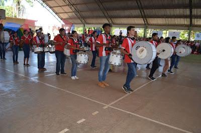 Três escolas estaduais recebem instrumentos de fanfarra nesta sexta-feira em Nova Mamoré