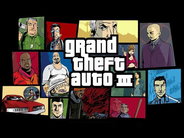 تحميل لعبة GTA 3 للموبايل الاندرويد برابط مباشرمن  ميديا فاير