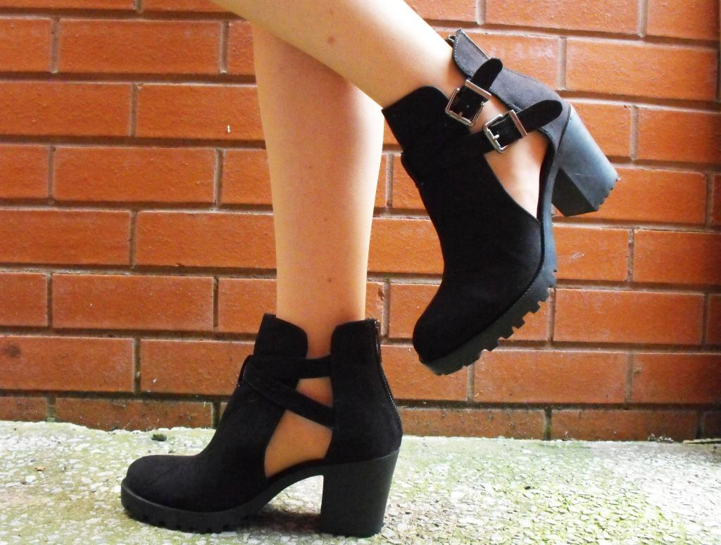 Primark Cut Out Boots