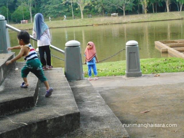 taman permainan,zumba,Tempat berjogging di Kuantan,Taman Bandar Indera Mahkota,Pusat Rekreasi Taman Bandar Indera Mahkota Kuantan,Jogging,woodball,workout