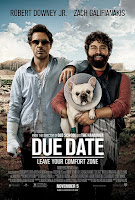 Due Date 2010 Dual Audio [Hindi-English] 720p BluRay ESubs Download