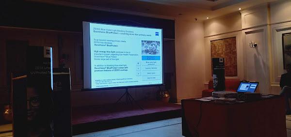 Zeiss lens nepal presentation