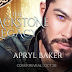 Cover Reveal - The Blackstone by Apryl Baker