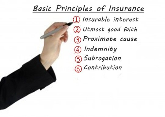 Basic Principles of Insurance