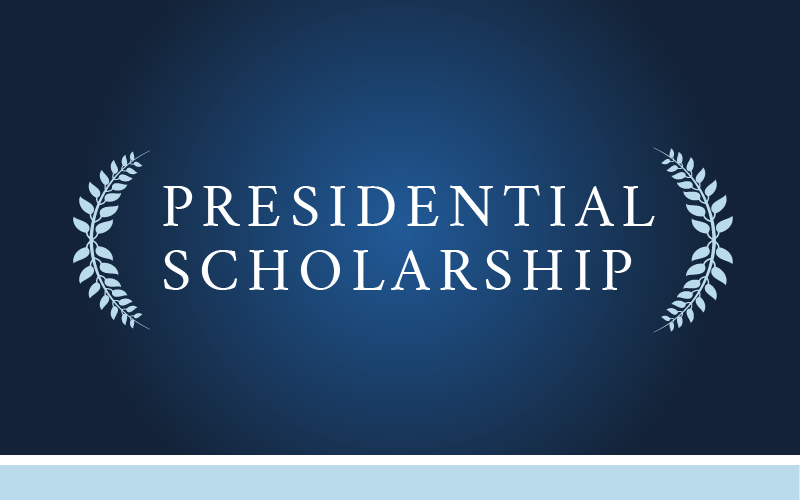 Image result for president's scholarship