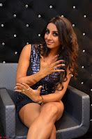 Sanjjanaa in a deep neck short dress spicy Pics 13 7 2017 ~  Exclusive Celebrities Galleries 096.JPG