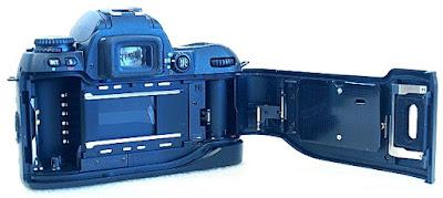 Nikon F80, Film box