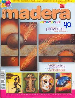 Arte Manual Nro. 62  –  Madera