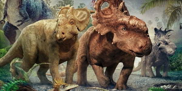 Caminando entre dinosaurios (2013)