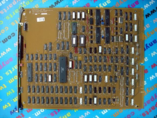 FISHER ROSEMOUNT RS3 01984-4068-0006 PC MEMORY BOARD