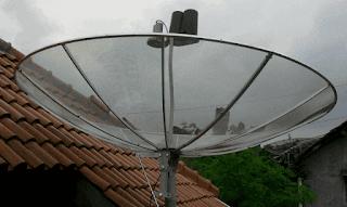 Chanel Rodja Tv di Parabola