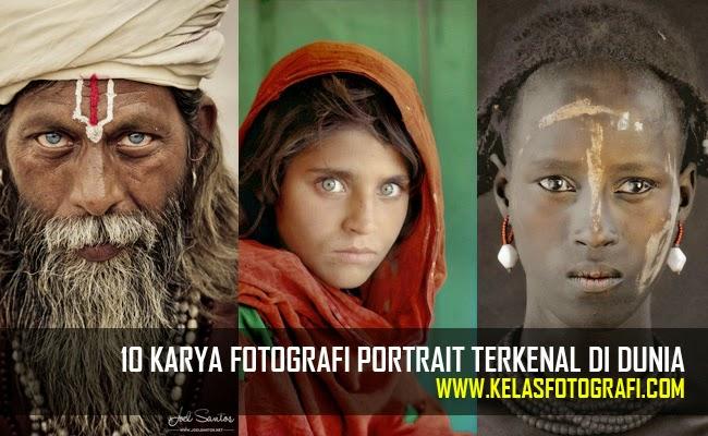10 Fotografer Portrait Dengan Karyanya Yang Terkenal Di Dunia