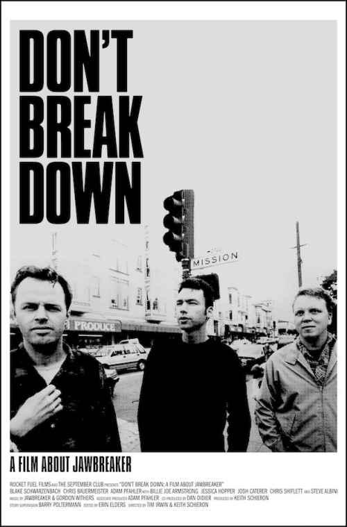 """JAWBREAKER: Τον Αύγουστο η πρεμιέρα του ντοκιμαντέρ """"Don't Break Down"""""""